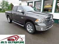 2014 Ram 1500 Big Horn EcoDiesel for $305 bi-weekly all in!