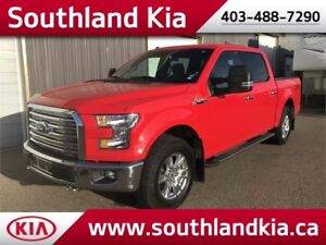 2016 F-150 SuperCrew XLT 4x4