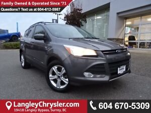 2013 Ford Escape SE *ACCIDENT FREE*ONE OWNER*DEALER INSPECTED*
