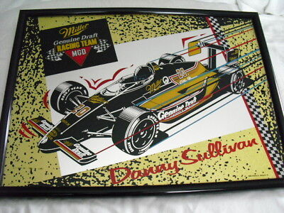 MILLER MGD DANNY SULLIVAN RACING TEAM MIRROR