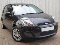 Ford Fiesta 1.25 Style ....Ideal First Car, Very Low Miles, Long MOT, Comprehensive Service History