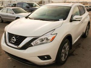 2017 Nissan Murano SL 4dr All-wheel Drive