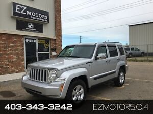 2010 Jeep Liberty Sport=4X4=LOW KMS=WARRANTY