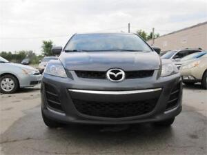 2011 Mazda CX-7 GS Clean Carproof Sunroof Leather 1 Owner