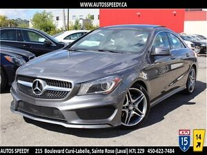 2014 MERCEDES CLA 250 4MATIC 61.354 KM, GARANTIE, CLEAN CARPROOF