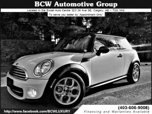 2013 MINI Cooper Low Km Certified 1-Owner Must See $15,995.00