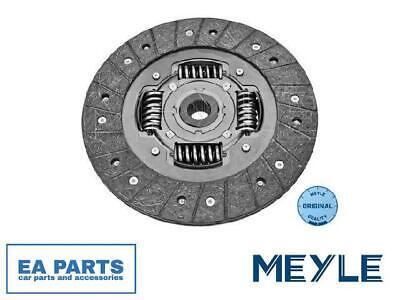Clutch Disc for VW MEYLE 117 227 7031