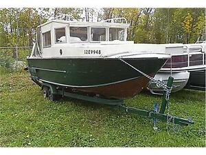 Starcraft Conversion Boat, Yamaha 50 4 stroke and trailer