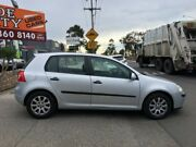 2007 Volkswagen Golf 1K 2.0 FSI Comfortline Silver 6 Speed Tiptronic Hatchback Laverton Wyndham Area Preview