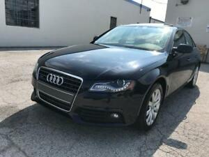 2012 Audi A4 2.0T QUATTRO NO ACCIDENT/ CLEAN