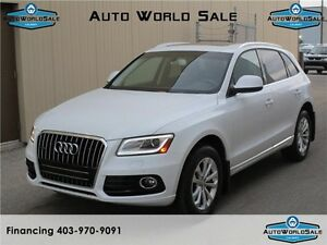 2013 AUDI Q5 Premium Plus |4 Extra Tires |AWD