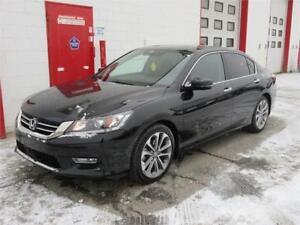 2013 Honda Accord Sedan Sport ~ 6 speed ~ Heated seat ~ $13,999