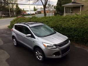 Ford Escape SEL 2013, Ecoboost 2L