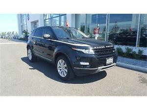 2015 Land Rover Range Rover Evoque - SPECIAL EDITION