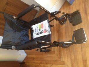 AIRGO TRANSPORT CHAIR NEW
