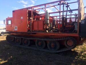 Nodwell Track Units
