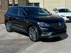 2019 Renault Koleos XZG MY20 Zen X-Tronic (4x2) Black Continuous Variable Wagon Brendale Pine Rivers Area Preview