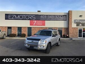 2008 Ford Explorer XLT--LOADED!