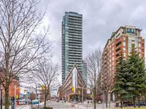 High Floor, Spacious One Bedroom With Unobstructed View I