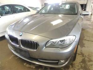 2013 BMW 528i xDrive, NAVI, BACK UP CAMERA, SUNROOF