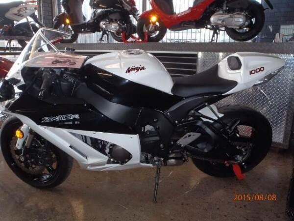2012 Kawasaki
