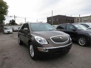 2010 Buick Enclave CXL - 7 Seater|Leather|Rr Cam|DVD - A1