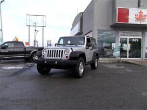 2010 Jeep Wrangler Islander     ++RÉTABLISSEZ+VOTRE+CRÉDIT++