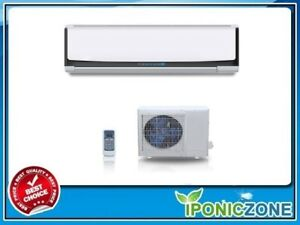 12000BTU 1Ton 15 SEER Wall Mounted Split Air Conditioner