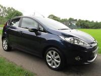 2010 (10) Ford Fiesta 1.6TDCi ( 95ps ) Zetec !!!ZERO DEPOSIT FINANCE ARRANGED!!!
