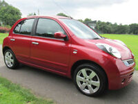 2009 (59) Nissan Micra 1.2 16v ( 79bhp ) n-tec FINANCE ARRANGED £0 DEPOSIT