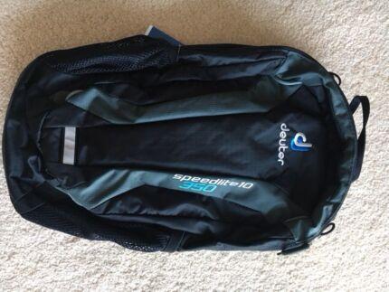 Deuter Speed Lite 10 backpack 10L Alpine back pack