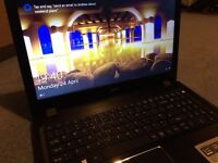 Acer Laptop Aspire F15, Intel i5 Processor, 8GB RAM, 1TB of Storage and in immaculate condition