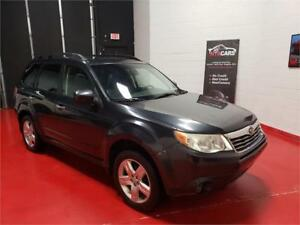 2009 Subaru Forester X Limited LOCAL 2 OWNERS NO ACCIDENT