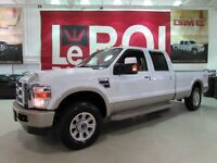 Ford F-250 KING RANCH DIESEL 4WD 2008