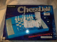 Electronic Chess set