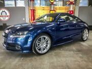 2011 Audi TT 8J MY11 2.0 TFSI Quattro Scuba Blue 6 Speed Direct Shift Coupe Fyshwick South Canberra Preview