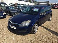 Vauxhall/Opel Astra 1.6i 16v ( a/c ) 2006.5MY Life