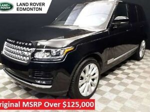 2017 Land Rover Range Rover 5.0L V8 Supercharged SWB - CPO 6yr/1