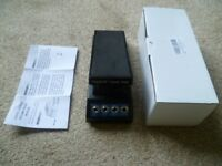 DAPHON STEREO VOLUME PEDAL DF1511B NEW UNWANTED GIFT