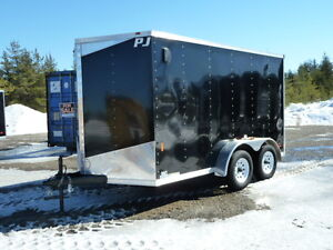 (new) #984  2016 Royal Cargo 7'x12' Enclosed Trailer