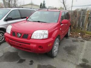 2006 Nissan X-Trail SE LOCAL TRADE AS-IS DEAL RUNS AND DRIVES