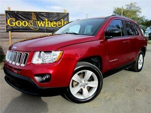 2011 Jeep Compass North-4x4-4X4-HEATED SEATS