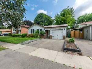 Beautifully Updated 3 Level Back-Split On A Spectacular Lot