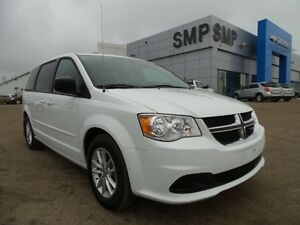 2016 Dodge Grand Caravan SXT, Bluetooth, Stow and Go, DVD, alloy