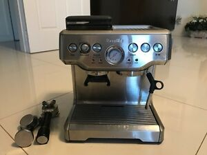 FOR SALE: Breville Coffee Machine Campsie Canterbury Area Preview