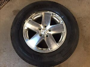 Jeep Rims and Tires For sale