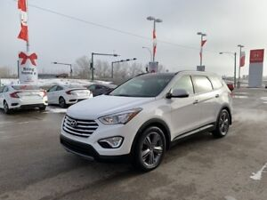 2013 Hyundai Santa Fe XL Limited- AWD, Saddle Brown Leather!!