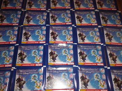 100 REWE Disney Sticker 2013 - Weihnachten mit guten Disney