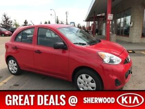 2015 Nissan Micra 5-SPEED Accident Free,