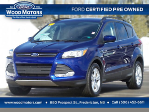 2016 Ford Escape SE (Certified Pre-Owned)